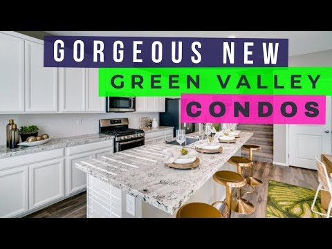 Henderson NV Condos: The Hudson At Green Valley Ranch (Gorgeous!)