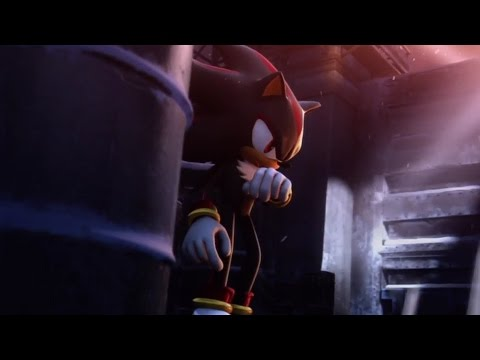 🌟 Sonic The Hedgehog 2006 - Movie (Shadow)
