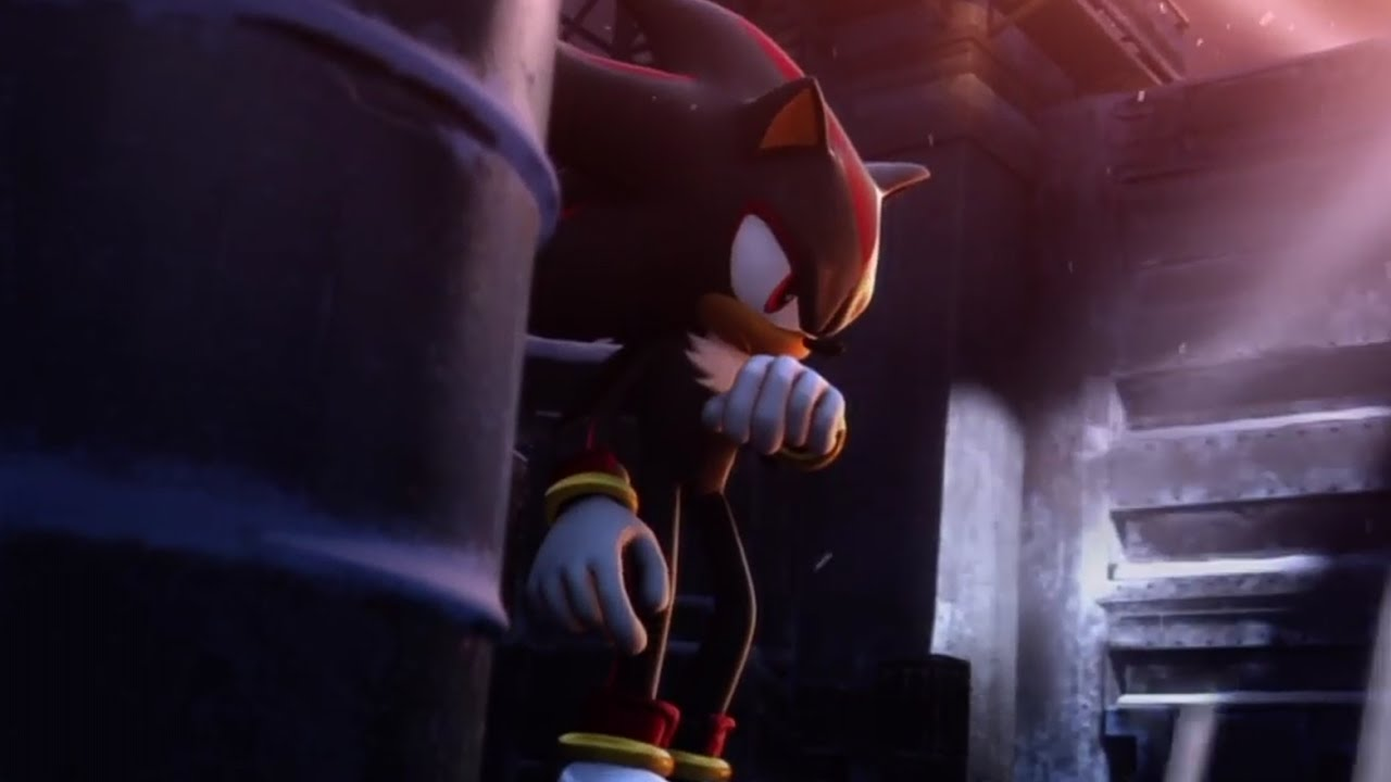 Sonic The Hedgehog 2006 Movie Shadow Youtube