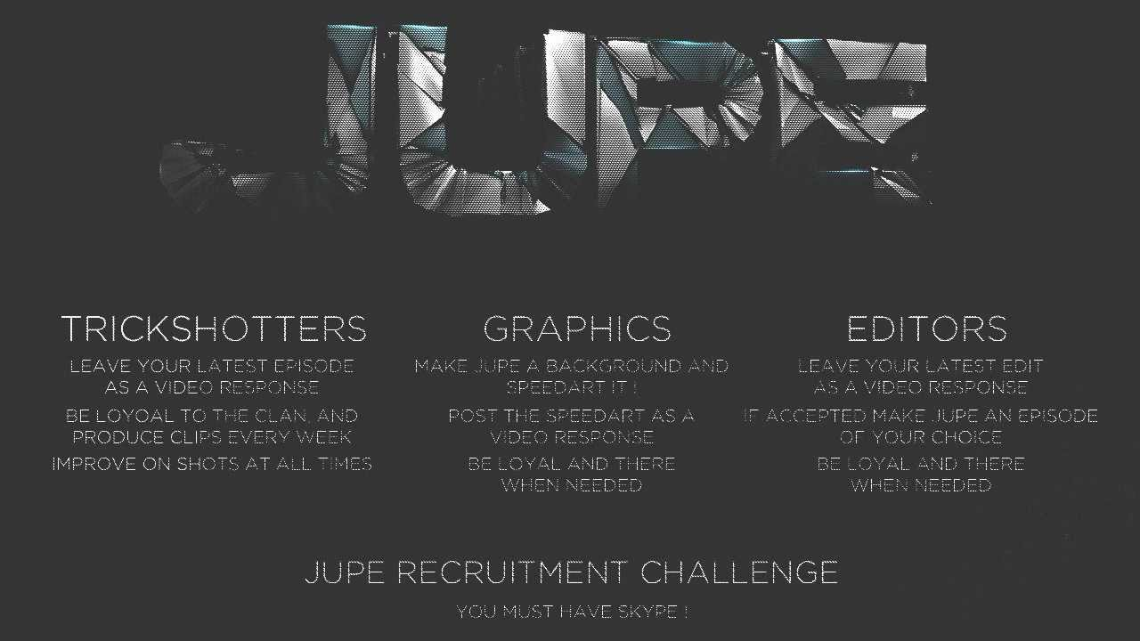 Download Jupe™ Recruitment Challenge