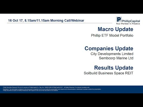 Market Outlook – Company Updates and ETF Model Portfolio