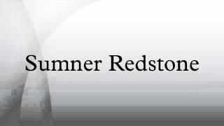Sumner Redstone
