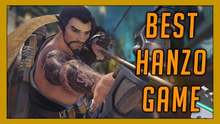 Best Hanzo Game of My Life
