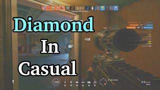 Diamond In Casual - Rainbow Six Siege