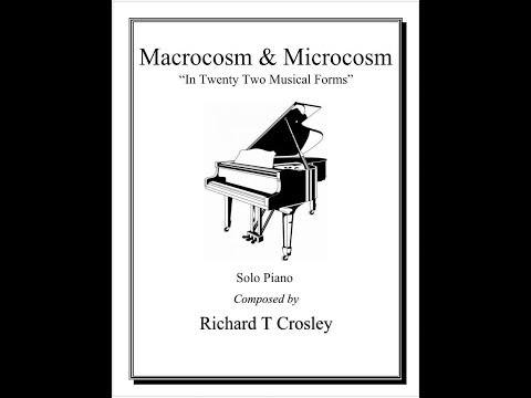 "Macrocosm & Microcosm   ""In Twenty Two Musical Forms"""