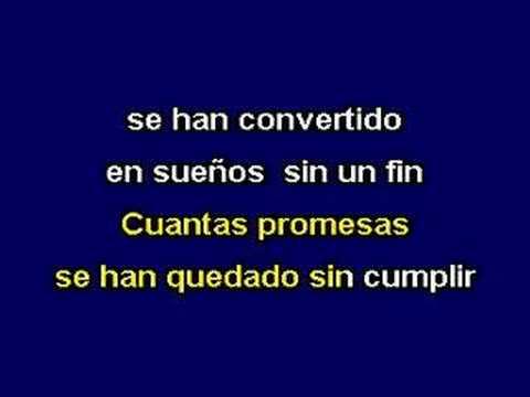 Enrique Iglesias -Enamorado por Primera ves- ( Karaoke )