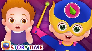 The Cleanliness Superheroes - Good Habits Bedtime Stories & Moral Stories for Kids - ChuChu TV
