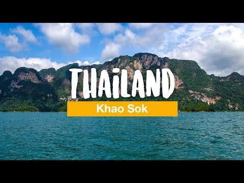 Khao Sok National Park, Thailand (GoPro Hero5)