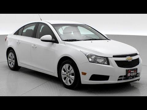 2013 Chevrolet Cruze LT Turbo | Automatic, Bluetooth, Backup Camera | Ridetime.ca