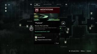 Destiny 2 playthrough - Hunter Pt. 7 thumbnail