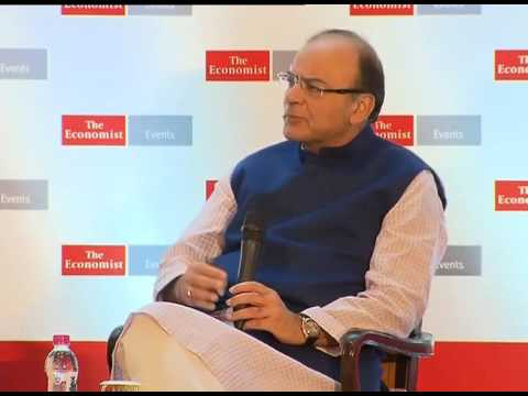 Full Speech: FM Arun Jaitley at The Economist India Summit 2016