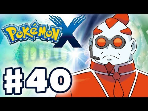 Pokemon X and Y - Gameplay Walkthrough Part 40 - The Ultimate Weapon (Nintendo 3DS)