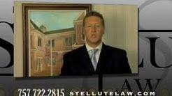 """Stellute Law Firm """"Personal Injury Attorney"""" Hampton, Newport News, Williamsburg, Norfolk, Va"""
