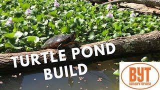 Video DIY Turtle Pond HEAVEN (NO FILTER!) [Build+Tips] download MP3, 3GP, MP4, WEBM, AVI, FLV Oktober 2018