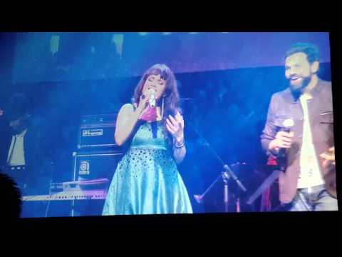 Best Part Of PRITAM LIVE IN CONCERT : SYDNEY Antara ( Gerua ), Nakash And Sreeram