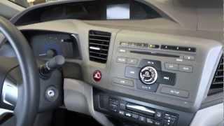 Honda Civic 4d sedan aut. 2012
