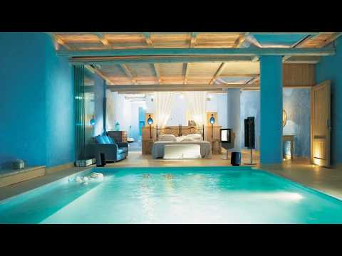 Bedroom with Pool Inside