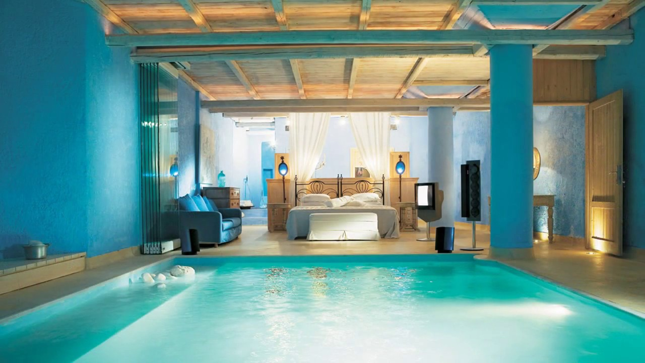 Pool In Room Amazing Interior Design Ideas