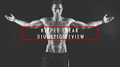 Ripped Freak Diuretic Review - My Before & After (Diuretic for Bodybuilding)