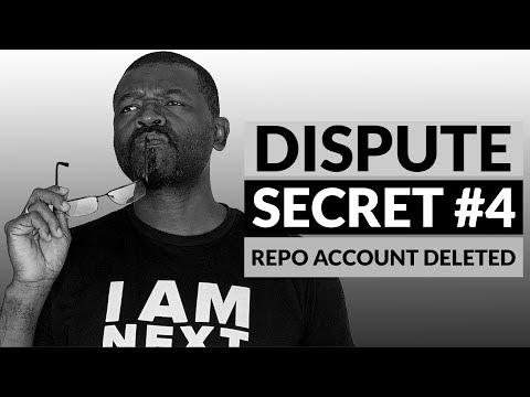 dispute-credit-report-secret-#4:-remove-a-repo(2019)