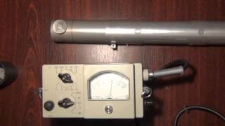 ☢ Дозиметр радиометр СРП 68-01 (СРП68, СРП 6801, сцинтилляционный). Серийный номер 754 (1974 г.в.)(, 2016-08-02T06:57:45.000Z)