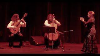 ¡Con Fuego! – Spanish Classical Music & Flamenco Dance