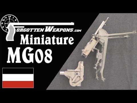 Watchmaker&39;s Perfect Miniature MG08 Maxim