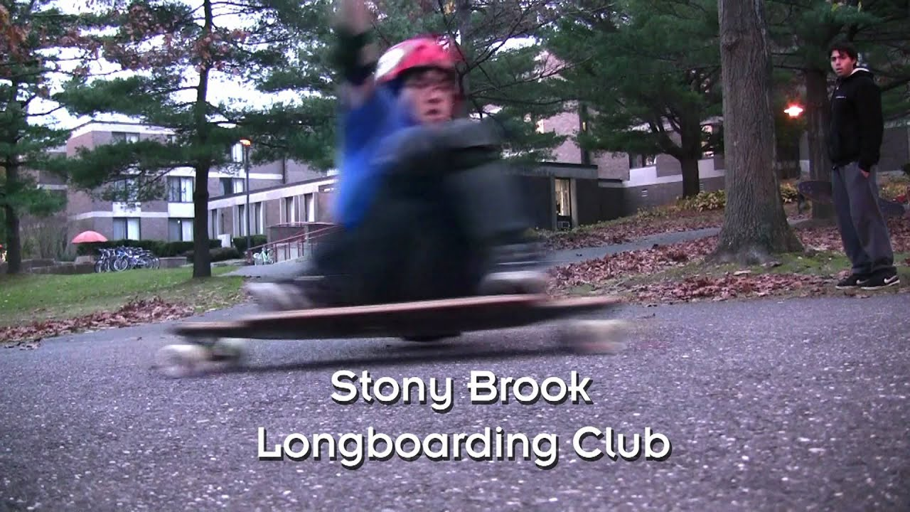 Stony Brook Longboarding Club - YouTube