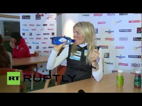 Italy: Is ski champ Therese Johaug the most beautiful Olympian?