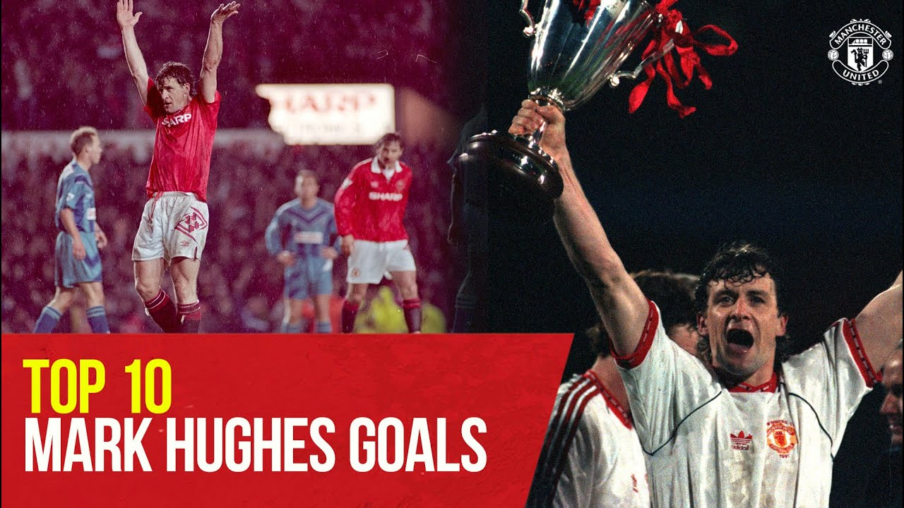 Mark Hughes | Top 10 Goals | Manchester United