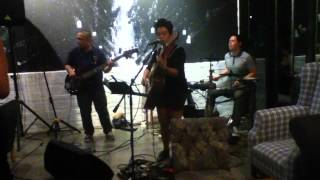 With or Without You cover at BigBadWolf, Bonifacio Global City...