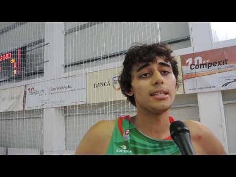 Goncalo Delgado 2017 FIBA U20 Interview