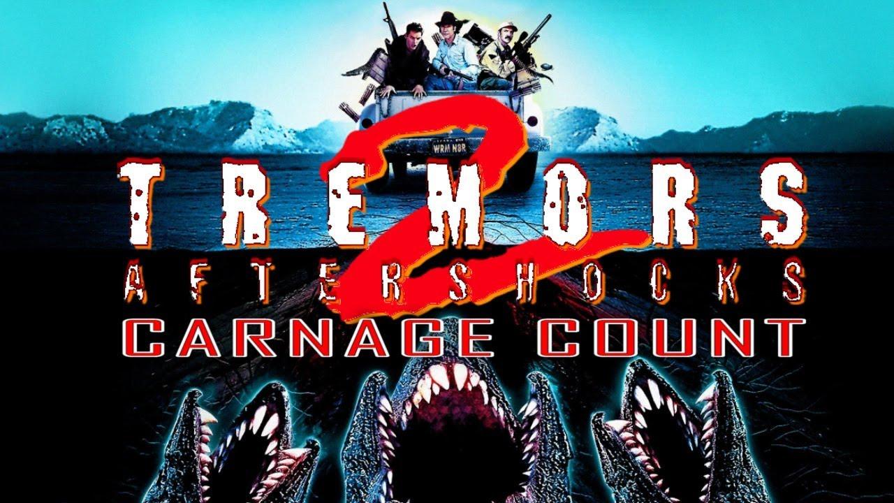 Tremors ii: aftershocks (video 1996) imdb.