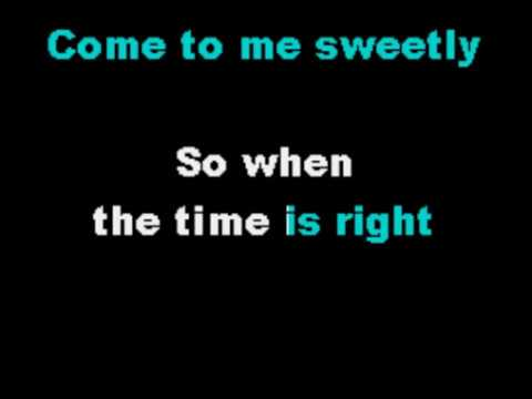 The Dolphin's Cry - Live (Karaoke Instrumental) On Screen Lyrics