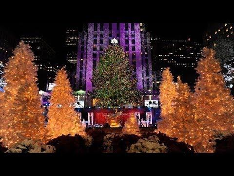 Dạo quanh thành phố  New York  mùa Giáng Sinh December 2017  *NEW*