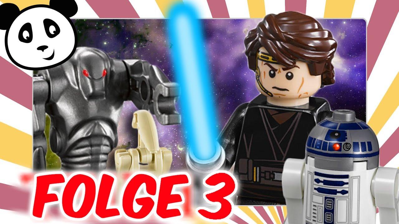 Lego Star Wars deutsch - Rettung auf Saleucami Folge 3 ...