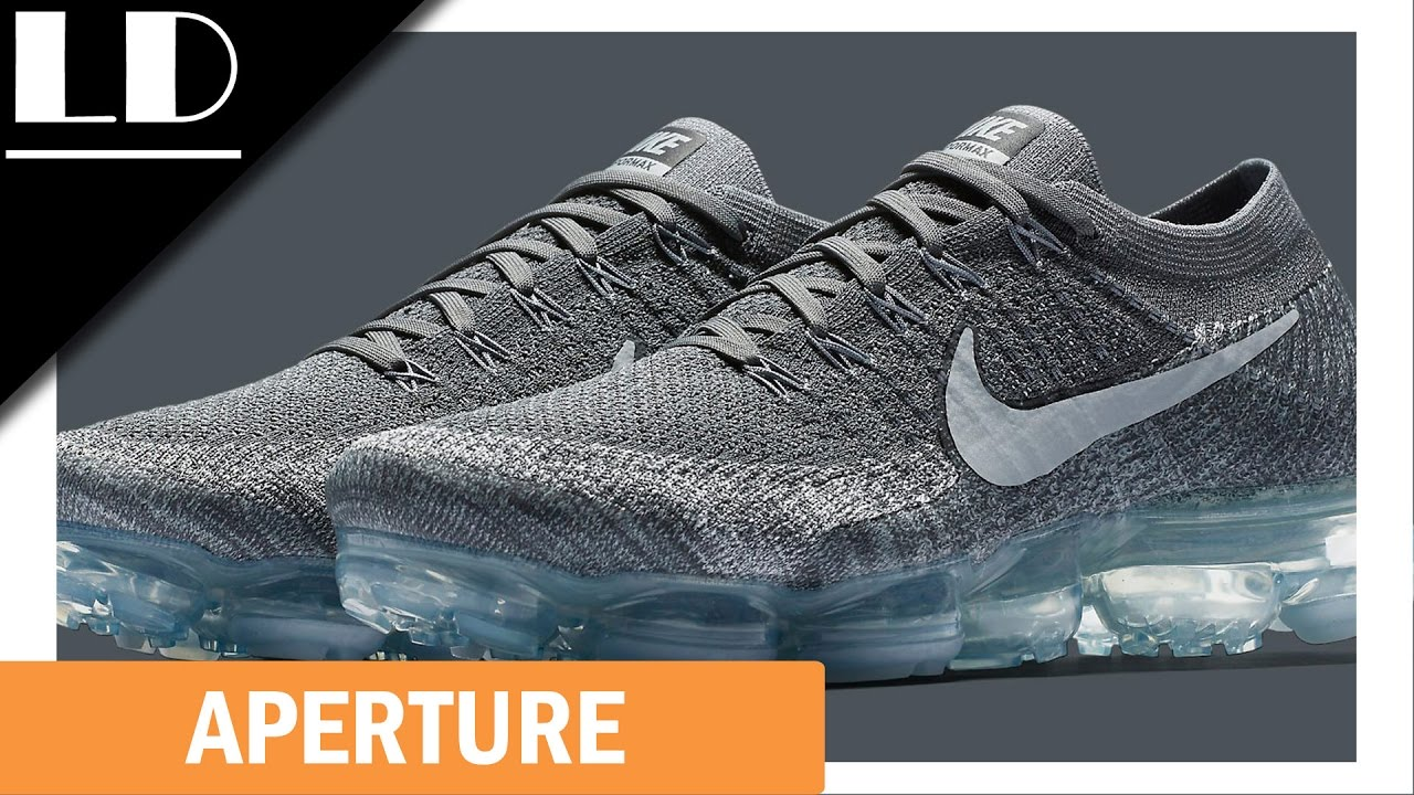 Cheap Nike Air VaporMax 'Pale Grey' Spaparts Nordic