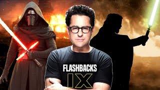 Star Wars! JJ Abrams Flashbacks Of Luke & More In Episode 9 - Good Or Bad Idea