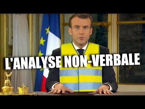 Je décrypte la gestuelle dEmmanuel Macron