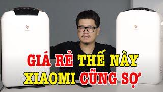 Trải nghiệm máy lọc không khí Vsmart giá tốt, đe dọa Xiaomi