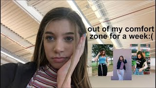 i wore trendy instagram outfits to school (for a week)