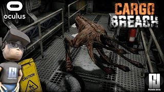 Are CHEAP VR Games on Steam ANY GOOD? - Cargo Breach // Oculus Rift S // GTX 1060 (6GB)