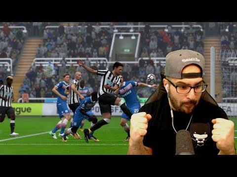 CAREER MODE CHEAT CODE - NEWCASTLE CAREER MODE FIFA 18 #07