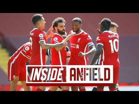 Inside Anfield: Liverpool 1-1 Newcastle Utd | Alternative look at the Reds' draw