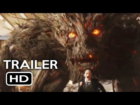 A Monster Calls Official Trailer #1 (2016) Liam Neeson, Toby Kebbell Fantasy Movie HD streaming vf
