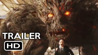 A Monster Calls Official Trailer #1 (2016) Liam Neeson, Toby Kebbell Fantasy Movie HD