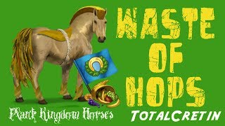 Waste Of HOPS - Great Challenge Derby - Plant Kingdom Horses