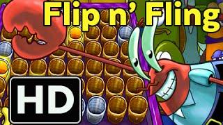 Spongebob Glove Universe : Flip n Fling | Play Spongebob Games Online