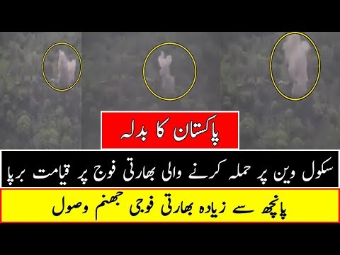 Pakistan Army Destroy Indian Post on LOC in Tatta Pani After They Targeted School Van