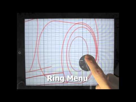 Smart Sketch for iPad : Vector drawing app